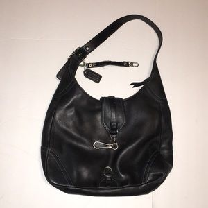Coach handbag purse #G053-8A67 black